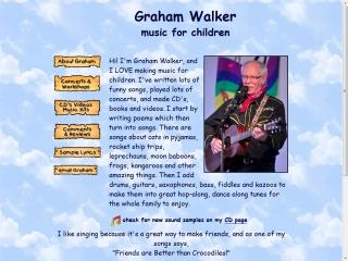 Graham Walker's Childrens Music