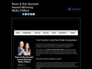 Russ Qureshi, your local Gibsons Realtor
