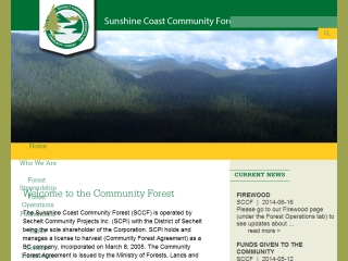Sunshine Coast Community Forest