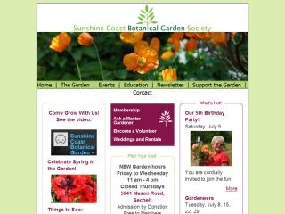 Sunshine Coast Botanical Garden Society