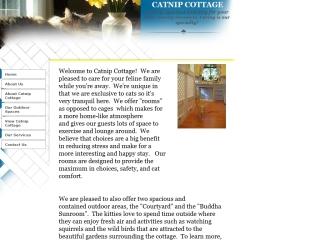 Catnip Cottage