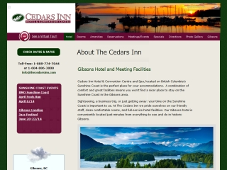 Cedars Inn Hotel & Convention Centre