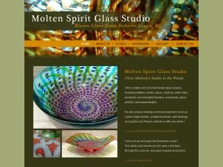 Molten Spirit Glass Studio