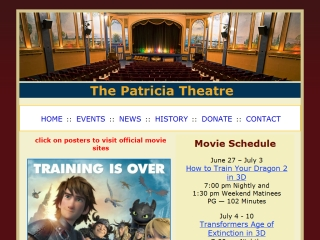 Patricia Theatre