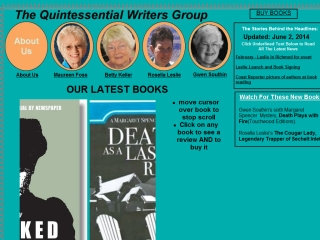 The Quintessential Writers Group