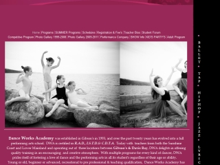 DanceWorks Academy