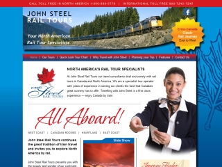 John Steel Rail Tours