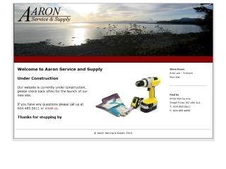 Aaron Service & Supply