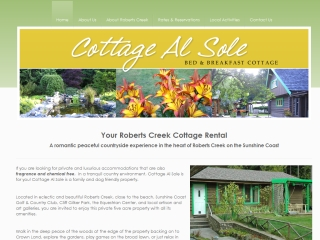 Cottage Al Sole