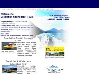 Desolation Sound Boat & Bike Tours
