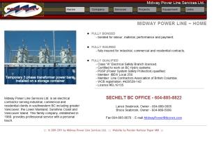Midway Power Line Services Ltd.