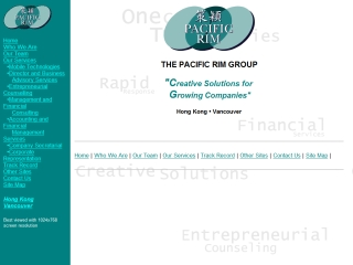 Pacific Rim Investments