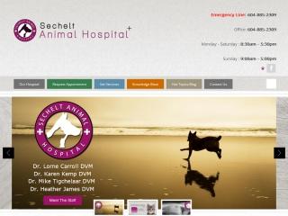 Sechelt Animal Hospital