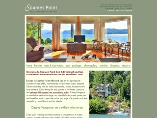 Soames Point Bed and Breakfast