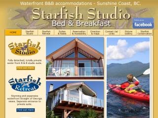 Starfish Studio Bed & Breakfast