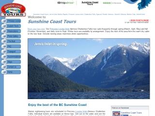Sunshine Coast Tours