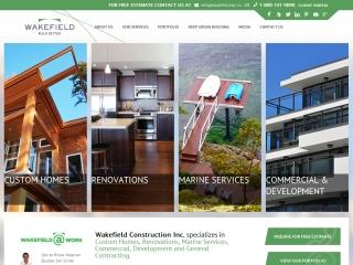 Wakefield Home Builders Inc