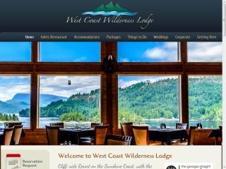 Westcoast Wilderness Lodge Resort