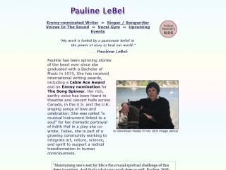 Pauline Le Bel