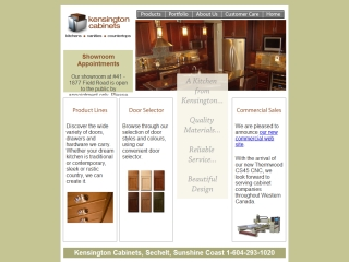 Kensington Cabinets