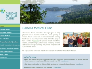 Gibsons Medical Clinic