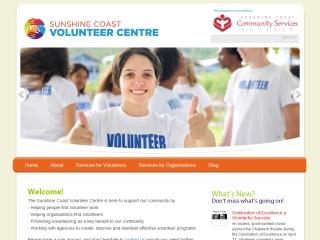 Sunshine Coast Volunteer and Information Centre