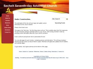 Sechelt Seventh-day Adventist Church