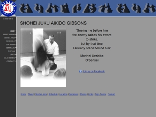Shohei Juku Aikido Gibsons