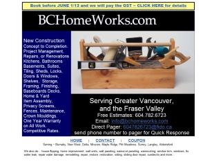 BC Homeworks