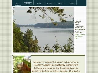 Sandy Hook Getaway Waterfront Cottage