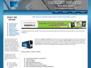 Gregory the Geek