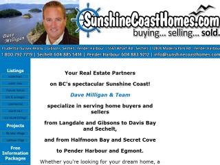 Sunshine Coast Homes