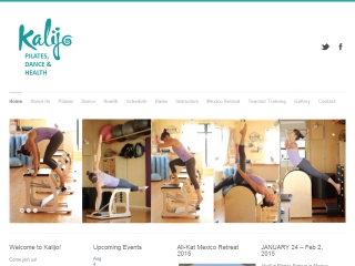 KAliJo Pilates Dance & Health