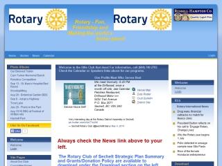 Rotary Club of Sechelt