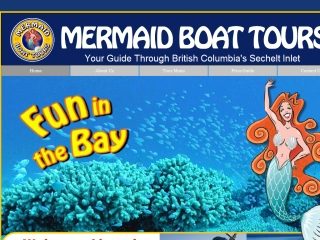 Mermaid Boat Tours