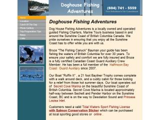 Dog House Fishing Adventures
