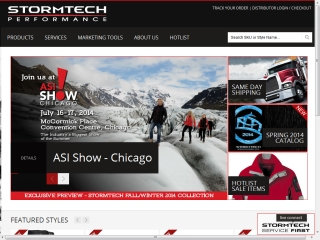 STORMTECH Performance Outerwear and Technical Clothing