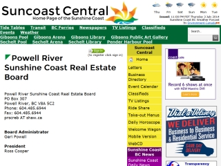Sunshine Coast Real Estate Board