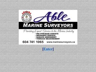 Able  Marine Surveyors
