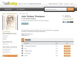 John Tenbear Thompson