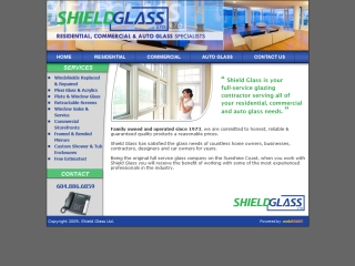 Shield Glass