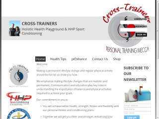 Cross-trainers Health and Fitness Club