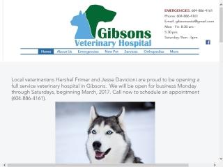 Gibsons Veterinary Hospital