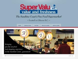 Super Valu Store