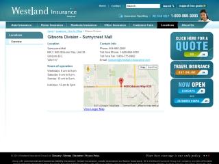 Westland Insurance (Gibsons)