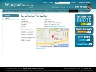 Westland Insurance (Sechelt)