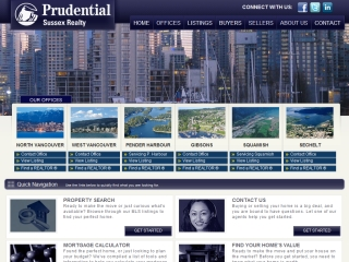 Prudential, Sussex Realty (Gibsons)