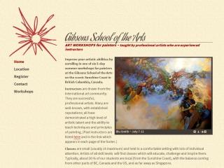 Gibsons School of the Arts