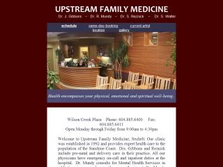 Upstream Family Medicine