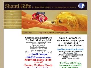 Shanti Gifts